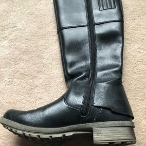 Clarks Shoes - Clark's Black Tall boots